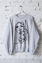 A A LINES Sweater