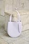 SELLO round edge shopper - baby lilac