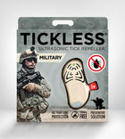 Tickless Military Beige