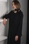 AKENO DRESS - BLACK