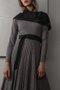 ROGA DRESS - GREY