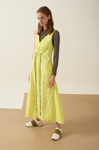 IBJEN DRESS UV YELLOW