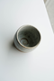 TADA  HANDCRAFTED TEA CUP - SHINO GLAZED
