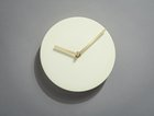 TIMELESS / wall clock / M white