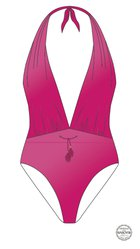 CEYLON one-piece swimsuit - S122