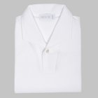 Simon Skottowe - Short Sleeve Polo Shirt white