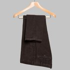 Winter' cotton trousers chocolate brown