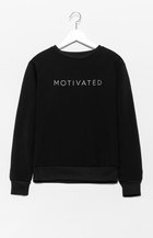 Motivated Sweater Black