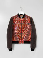 MULTINATIONAL PATCHWORK Jacket RED
