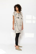 KOCKA dress printed