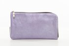 BASIC PURSE WITH ZIP Lilac pale