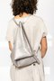 DELTA BACKPACK - Soft silver