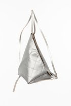 MINI DELTA BACKPACK Silver