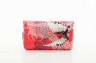 PURSE Carmin bird  printed