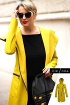 FIODA mustard yellow
