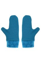 EMO gloves turquoise