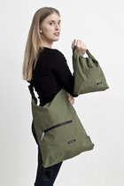 TIMTOM  4in1 bag (backpack,handbag,shoulderbag,stroller bag) light khaki