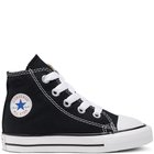 CHUCK TAYLOR ALL STAR HIGH INFANT/TODDLER BLACK