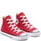 CHUCK TAYLOR ALL STAR CLASSIC TODDLER HIGH TOP - RED