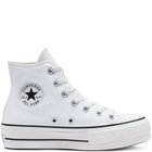 CHUCK TAYLOR ALL STAR LIFT HIGH TOP OPTICAL WHITE