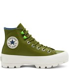 Chuck Taylor All Star Lugged Winter COMBAT GREEN